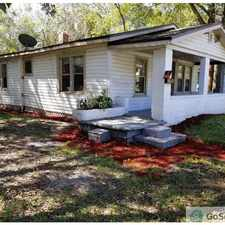 Rental info for This Lovely Spacious home is completely renovated. in the Moncrief Park area