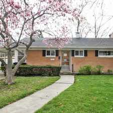 Rental info for 9427 North Kedvale Avenue in the Sauganash area