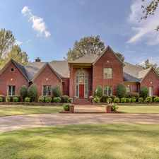 Rental info for 2323 Duntreath Road - Spectacular Germantown Home on 2 Acres! in the Memphis area
