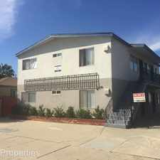 Rental info for 4178 SWIFT AVE #A in the San Diego area