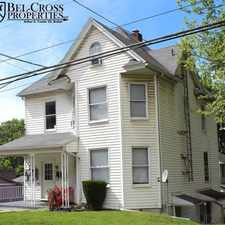 Rental info for 313 Cobun Ave in the Morgantown area