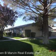 Rental info for 2821 Desert Street - Unit A in the Rosamond area
