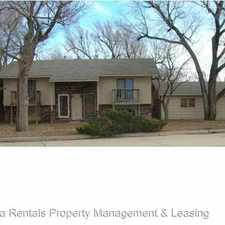 Rental info for 2135 S. Silver