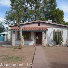Rental info for 2146 N. Walnut Ave in the Tucson area