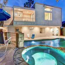 Rental info for 5 BR + Guest Quarters / Studio / Home Office + 4 BA, POOL, SPA, VIEWS!, Sauna in the Bel Air-Beverly Crest area
