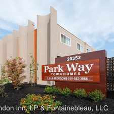 Rental info for 20353 Park Way - Apartment #29