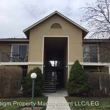 Rental info for 717 11th Ave S # 209 in the Nampa area