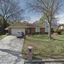 Rental info for Single Family Home Home in Tulsa for For Sale By Owner in the Minshall Park area