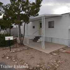 Rental info for 3000 N Romero Rd in the Flowing Wells area