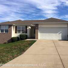 Rental info for 1210 S 14th St