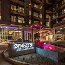 Rental info for Crescent Scottsdale Quarter
