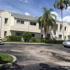Rental info for $1150 1 bedroom Apartment in Oakland Park in the Lauderdale Lakes area