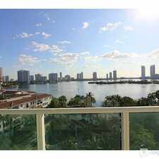 Rental info for $6500 4 bedroom Apartment in Aventura in the Sunny Isles Beach area