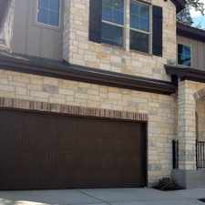 Rental info for $1995 3 bedroom House in Central Austin Sunset Valley in the Austin area
