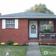 Rental info for $850 3 bedroom Apartment in Cabell (Huntington)