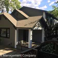 Rental info for 3014 D STREET in the East Sacramento area