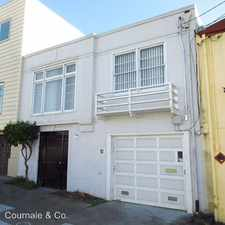 Rental info for 3327 Vicente Street in the Parkside area