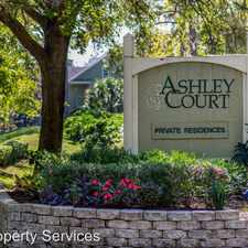 Rental info for 3717 S Lake Orlando Pkwy #07 (03) in the Rosemont area