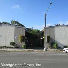 Rental info for 184 E. Artesia Blvd. - #G