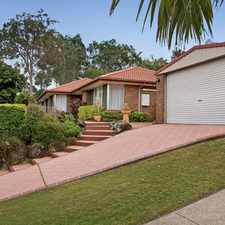 Rental info for LIFESTYLE WITH PRIVACY AND COMFORT - 4 BED & AIR/CON THROUGHOUT in the Riverhills area
