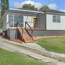 Rental info for A Renovated Delight! in the Newcastle area