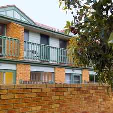 Rental info for OPPOSITE BEACH - 2 STOREY 2 B/R TOWNHOUSE in the Melbourne area