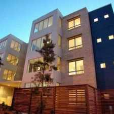 Rental info for Modern 2 bedroom unit