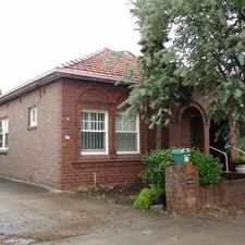 Rental info for Two Bedroom Semi In Fantastic Location in the Maroubra area
