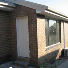 Rental info for LOW MAINTENANCE TWO BEDROOM VILLA IN A BRILLIANT LOCATION! in the Melbourne area