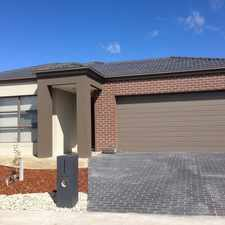Rental info for Modern living in Providence Estate in the Melbourne area