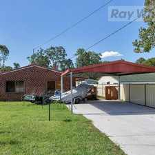 Rental info for The home for you!! **APPLICATION APPROVED** in the Redbank Plains area