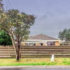 Rental info for Perfect Location To Rent in the Werribee area