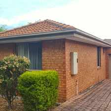 Rental info for Court Location in the Melbourne area