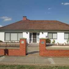 Rental info for ***UNDER OFFER*** BEAUTIFULLY MAINTAINED FAMILY HOME