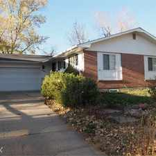 Rental info for Great 3 bedroom 2 bath Single Family Home for rent in East Boulder.