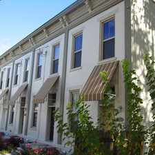 Rental info for Van Street Townhomes in the Avondale area