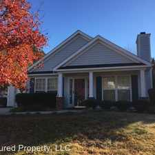 Rental info for 4509 Nightfall Ct in the Durham area