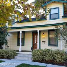 Rental info for 179 E Lincoln Ave in the Chico area
