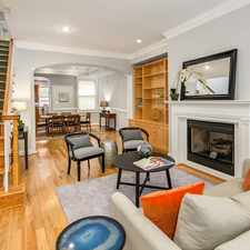 Rental info for 1909 Park Road Northwest #1 in the Washington D.C. area
