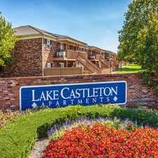 Rental info for Lake Castleton in the Indianapolis area