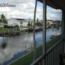 Rental info for $2600 2 bedroom Apartment in Lee (Ft Myers) Cape Coral in the Caloosahatchee area