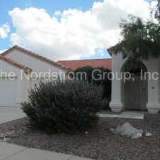 Rental info for Tangerine/La Canada - 931 W Antelope Creek Way