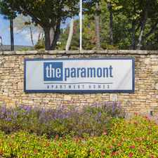 Rental info for Paramont Apartments