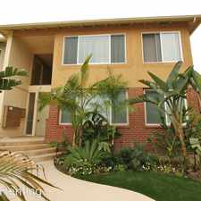 Rental info for 3428 E. 1st Street #11 in the Long Beach area