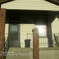 Rental info for 4841 Sigel Ave. in the Princeton Heights area
