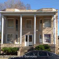 Rental info for 418 N 2nd St