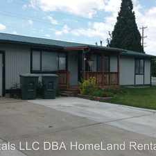 Rental info for 1561 Agate