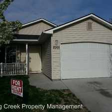 Rental info for 2301 S Garland