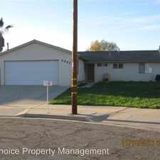 Rental info for 4227 Pinelake St. in the Orcutt area