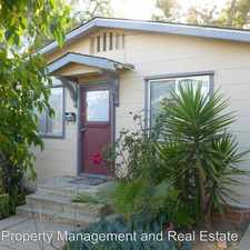 Rental info for 1917 Georgia Ct in the San Diego area